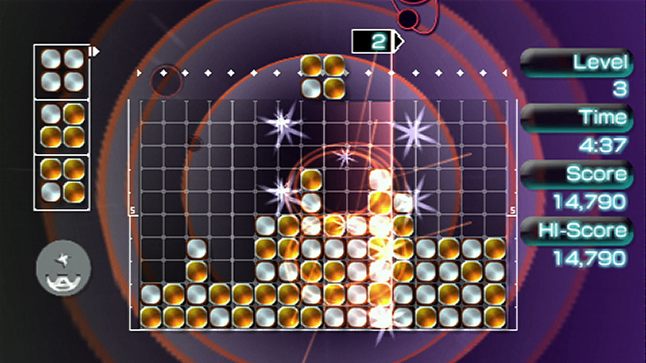 Amazing Lumines II Pictures & Backgrounds