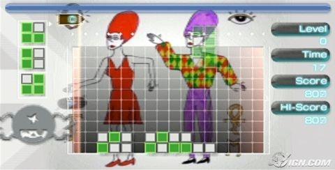 Nice Images Collection: Lumines II Desktop Wallpapers