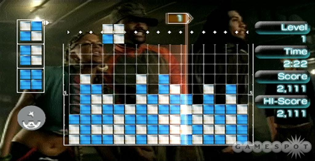 1024x525 > Lumines II Wallpapers