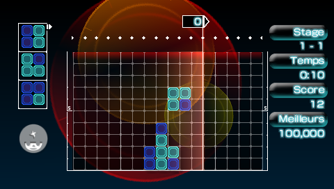 Lumines II High Quality Background on Wallpapers Vista