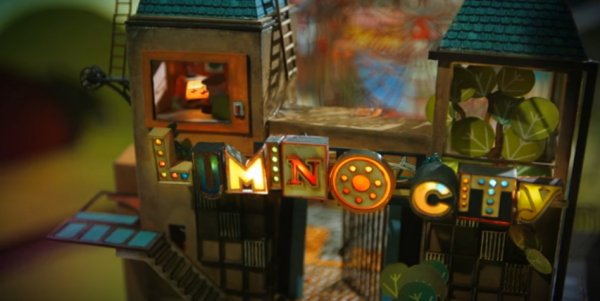 Lumino City Backgrounds, Compatible - PC, Mobile, Gadgets| 600x301 px