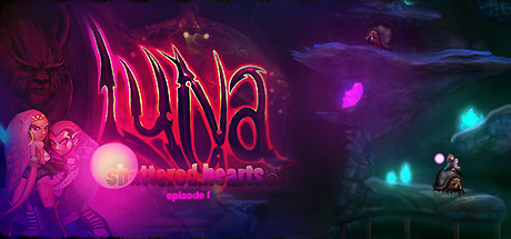 HD Quality Wallpaper | Collection: Video Game, 460x215 Luna: Shattered Hearts: Episode 1