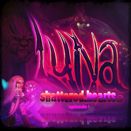Nice wallpapers Luna: Shattered Hearts: Episode 1 268x268px