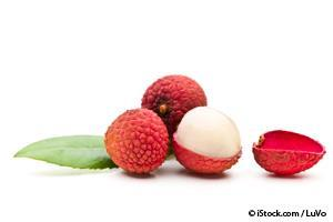 HD Quality Wallpaper | Collection: Food, 300x200 Lychee
