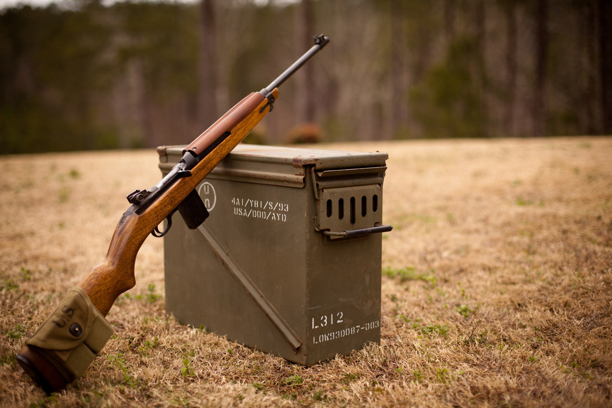 2048x1365 > M1 Carbine Wallpapers