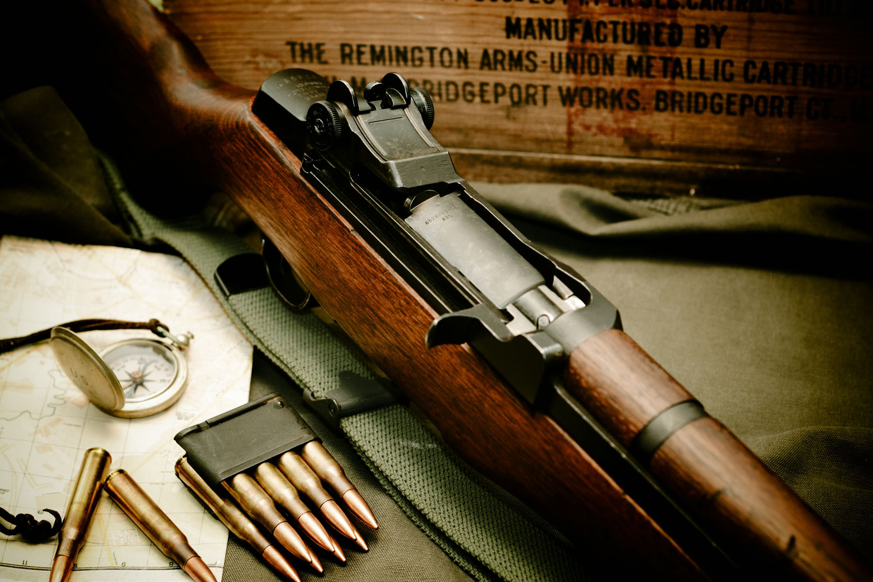 HQ M1 Carbine Wallpapers | File 323.96Kb