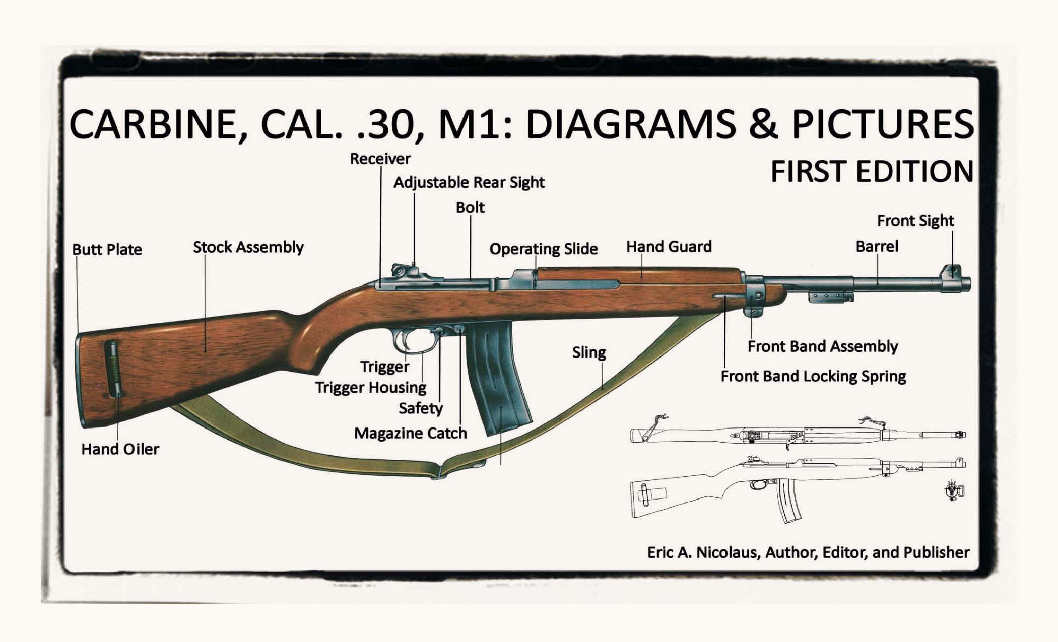 M1 Carbine High Quality Background on Wallpapers Vista
