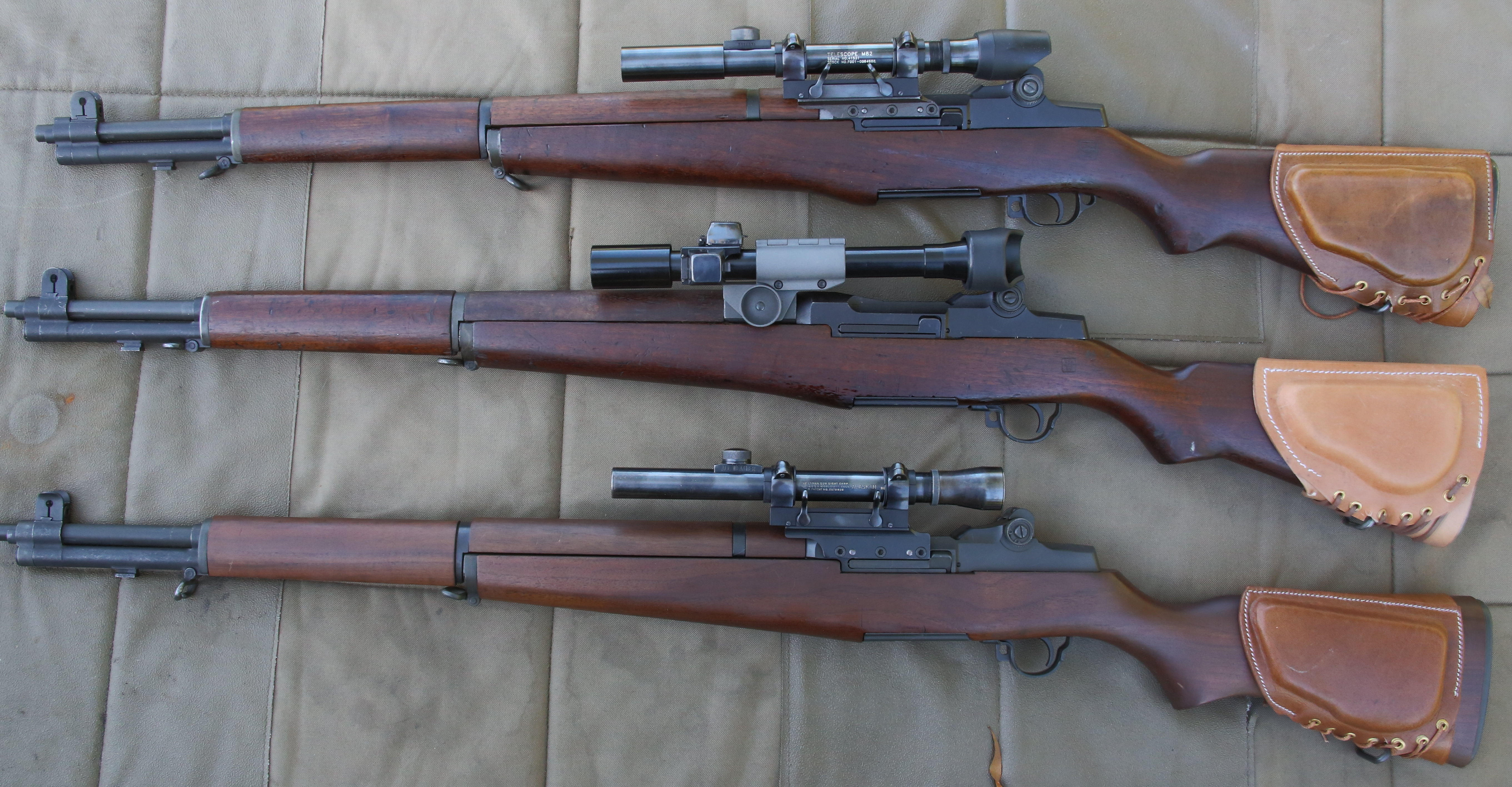M1 Garand Pics, Weapons Collection