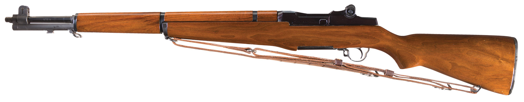 HD Quality Wallpaper | Collection: Weapons, 2000x389 M1 Garand