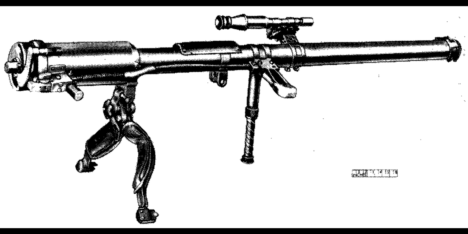 HD Quality Wallpaper | Collection: Weapons, 1600x800 M18 57mm Recoilless Rifle