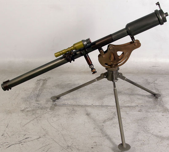 HD Quality Wallpaper | Collection: Weapons, 550x495 M18 57mm Recoilless Rifle