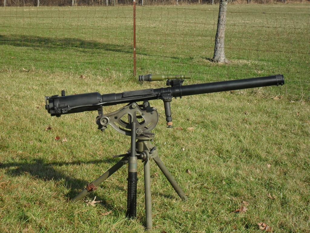 Images of M18 57mm Recoilless Rifle | 1024x768