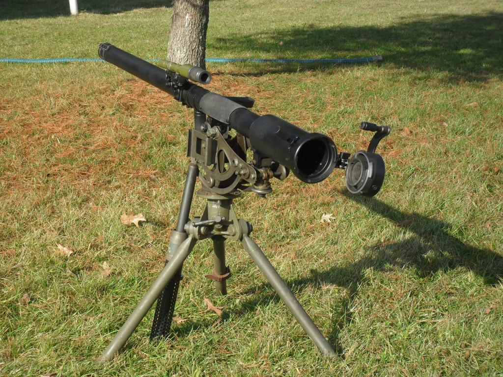 Nice Images Collection: M18 57mm Recoilless Rifle Desktop Wallpapers