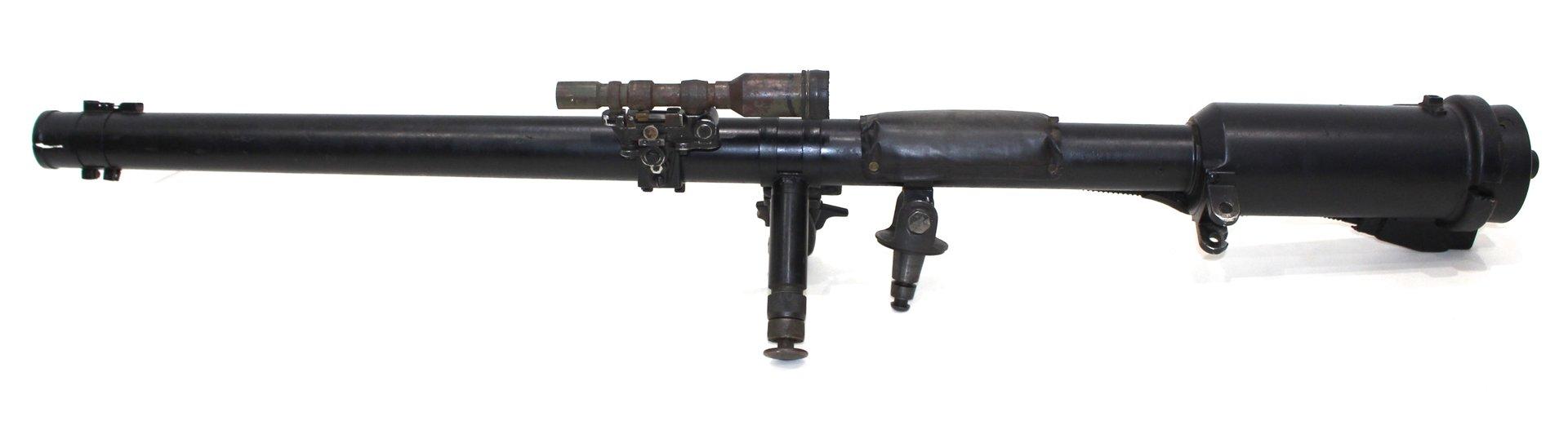 High Resolution Wallpaper | M18 57mm Recoilless Rifle 1920x516 px