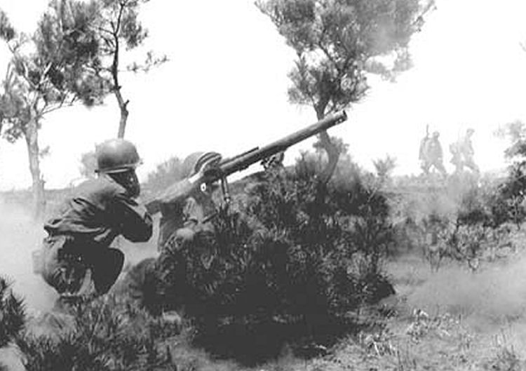 Nice wallpapers M18 57mm Recoilless Rifle 750x529px