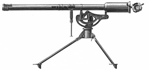 HD Quality Wallpaper | Collection: Weapons, 500x236 M18 57mm Recoilless Rifle