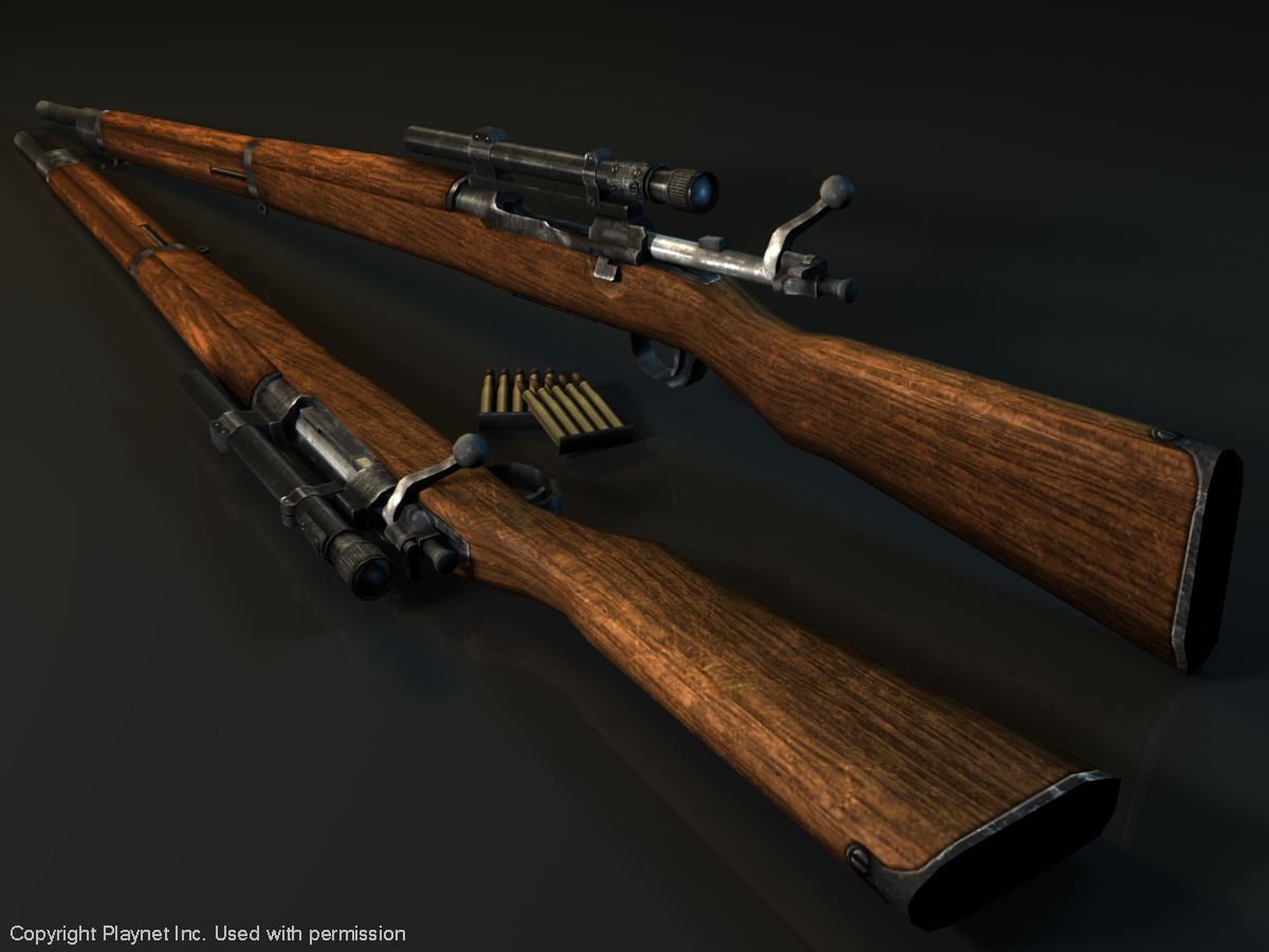 M1903 Springfield Rifle wallpapers, Weapons, HQ M1903