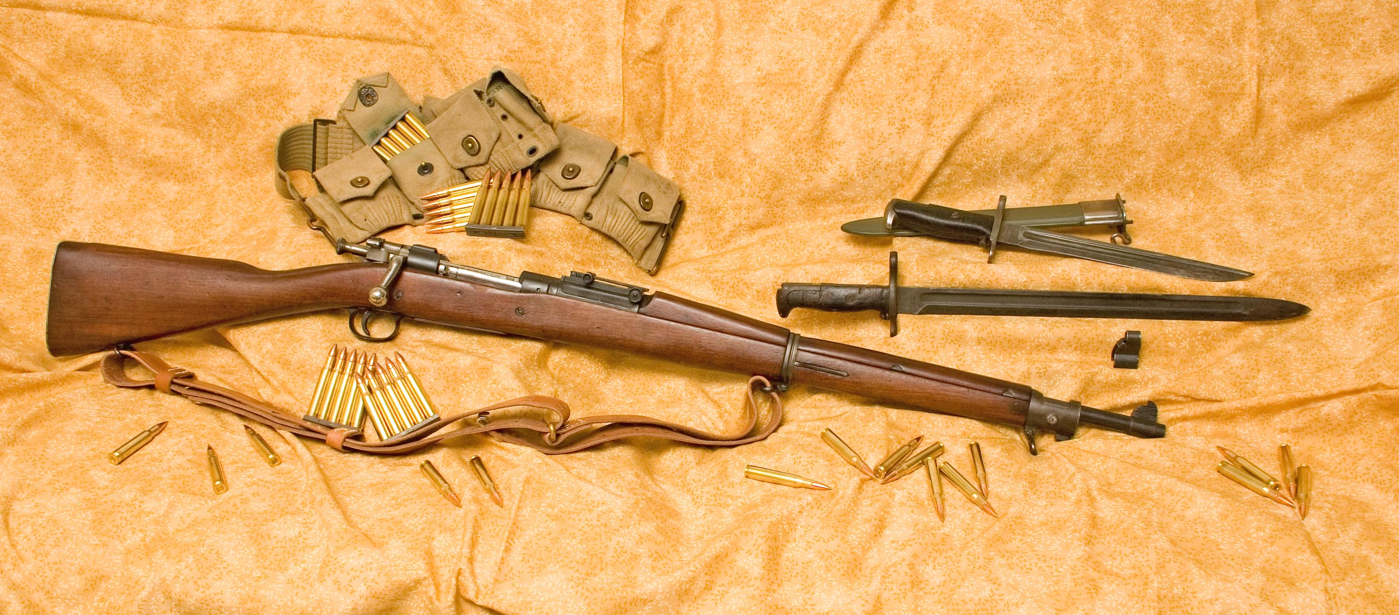 M1903 Springfield Rifle Backgrounds on Wallpapers Vista