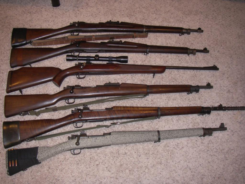 Images of M1903 Springfield Rifle | 1024x768