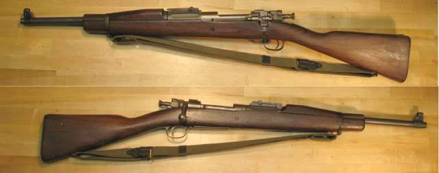 M1903 Springfield Rifle Pics, Weapons Collection