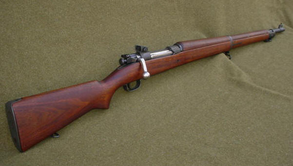 HQ M1903 Springfield Rifle Wallpapers | File 27.95Kb