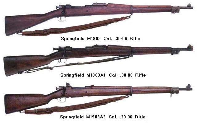 High Resolution Wallpaper | M1903 Springfield Rifle 640x400 px