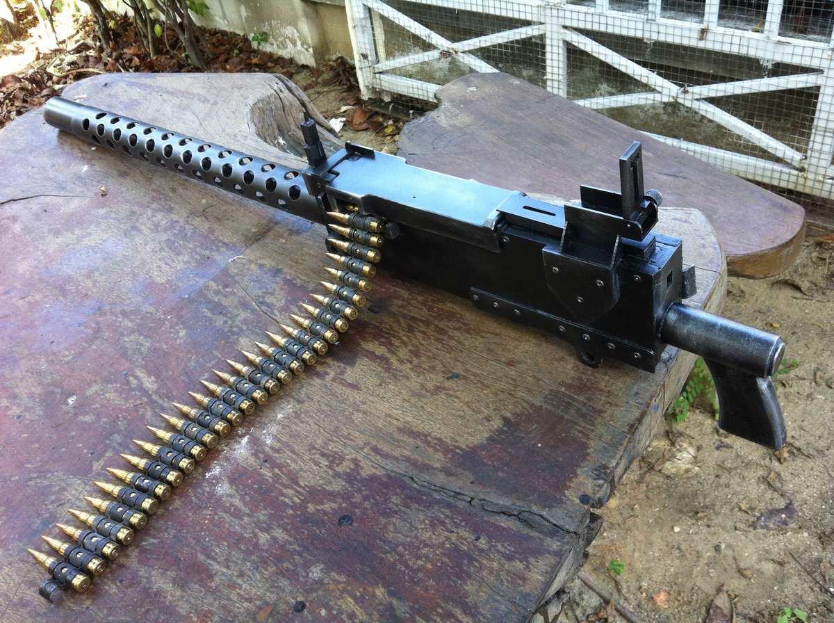 Images of M1919 Browning Machine Gun   1200x896