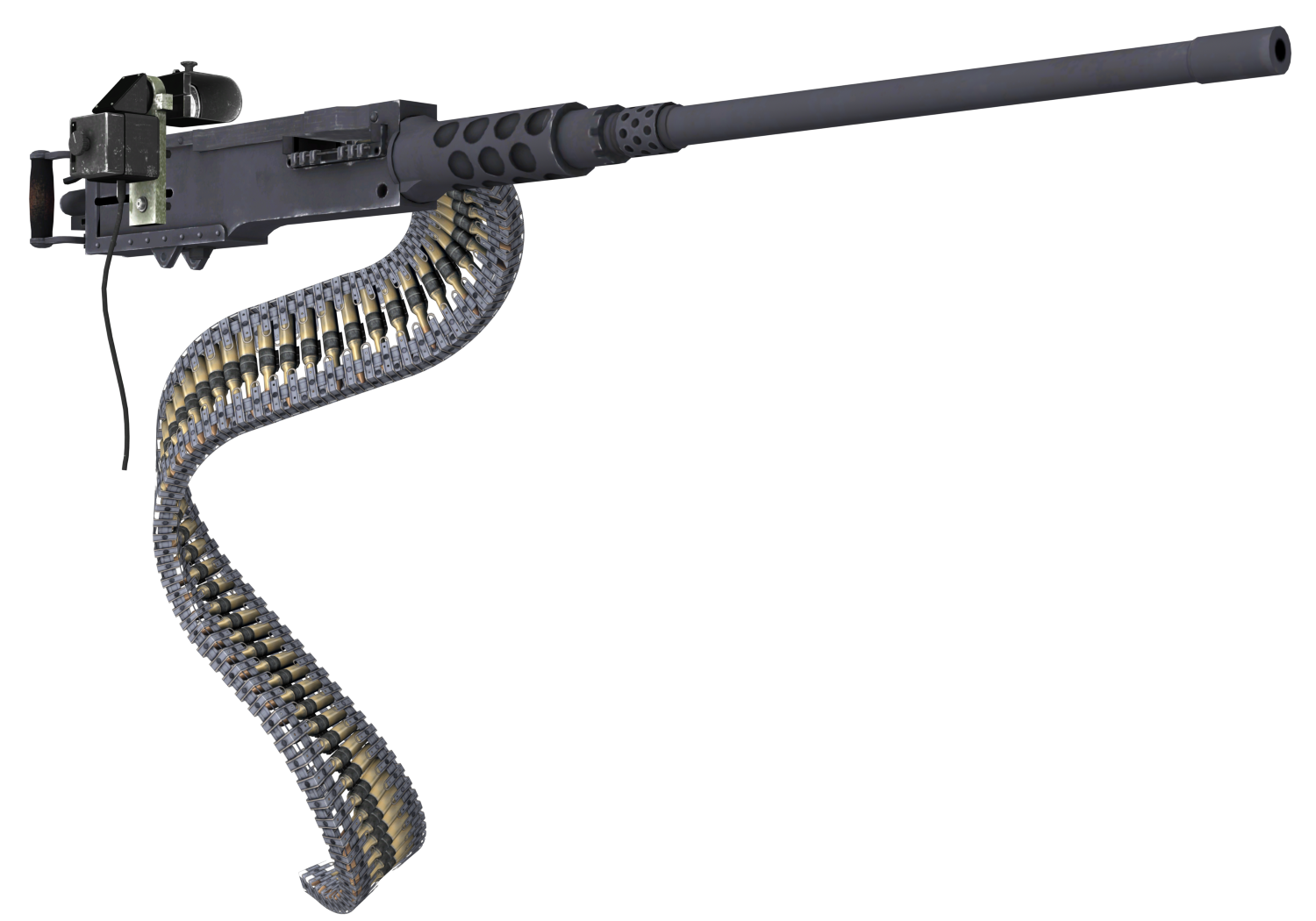 Amazing M1919 Browning Machine Gun Pictures & Backgrounds