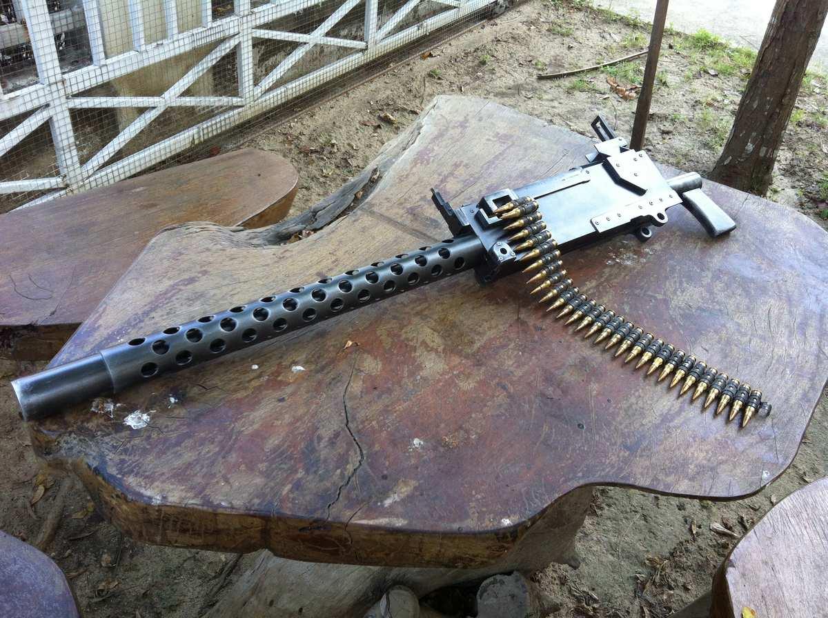 HQ M1919 Browning Machine Gun Wallpapers   File 167.31Kb