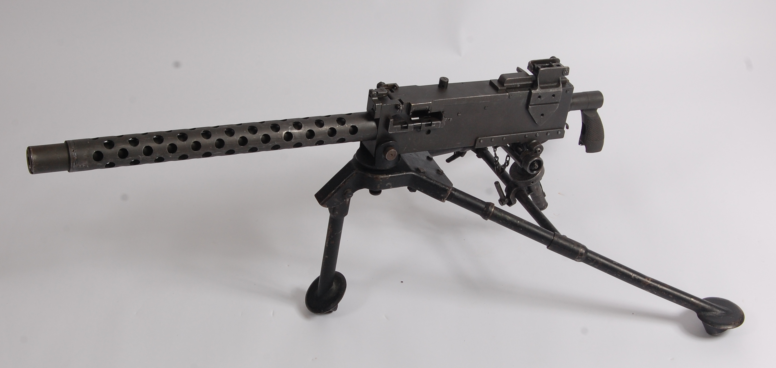 M1919 Browning Machine Gun Backgrounds, Compatible - PC, Mobile, Gadgets  2673x1269 px
