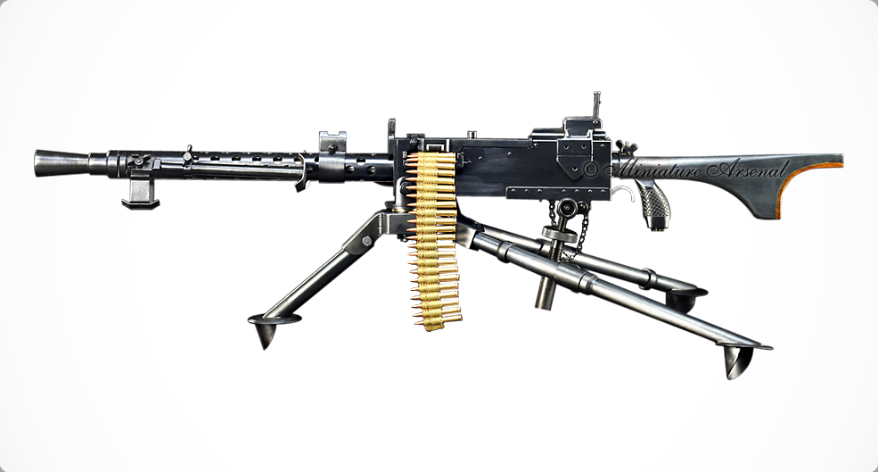 985x529 > M1919 Browning Machine Gun Wallpapers