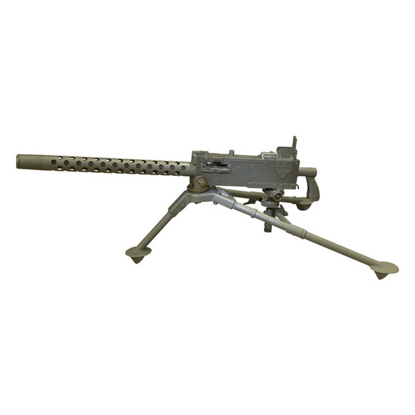 M1919 Browning Machine Gun Pics, Weapons Collection