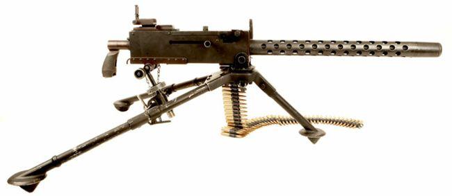 HQ M1919 Browning Machine Gun Wallpapers   File 18.32Kb