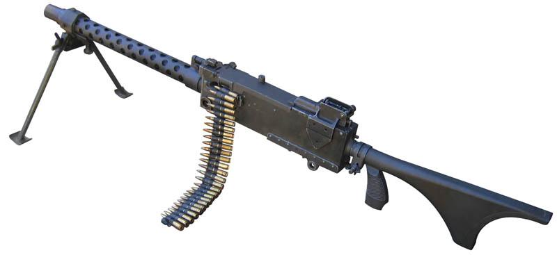HQ M1919 Browning Machine Gun Wallpapers   File 32.67Kb