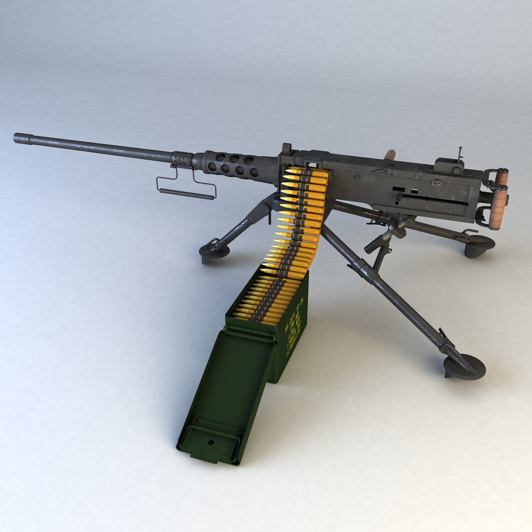 M2 Browning High Quality Background on Wallpapers Vista