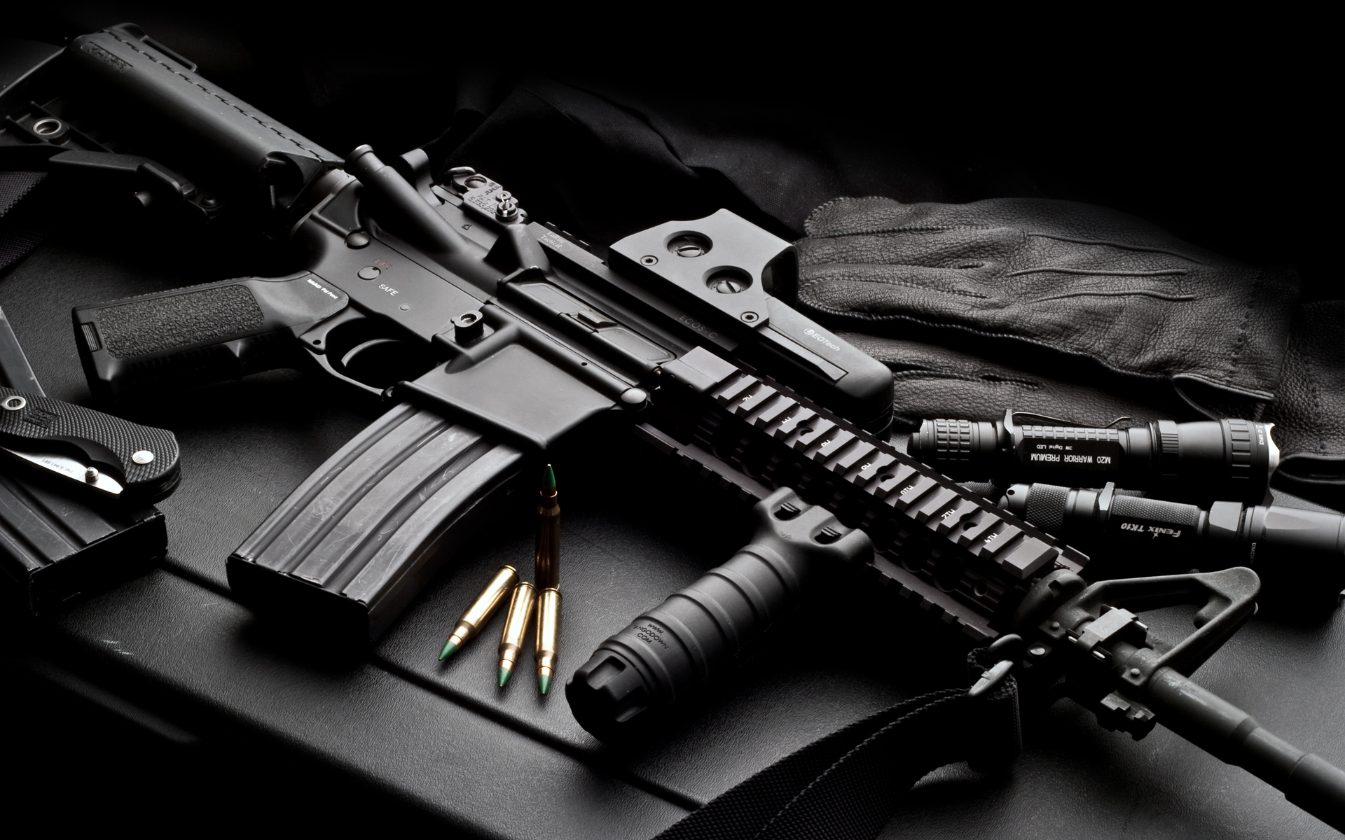 M4 Carbine High Quality Background on Wallpapers Vista