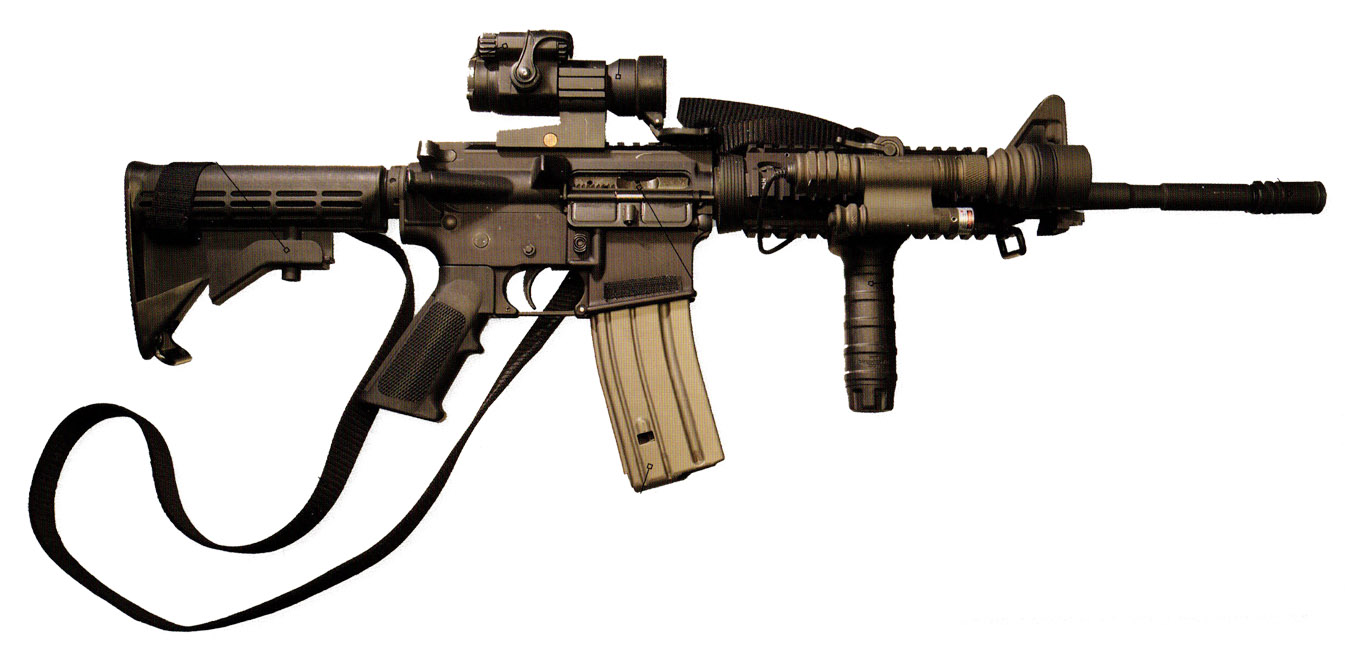 M4 Carbine Pics, Weapons Collection