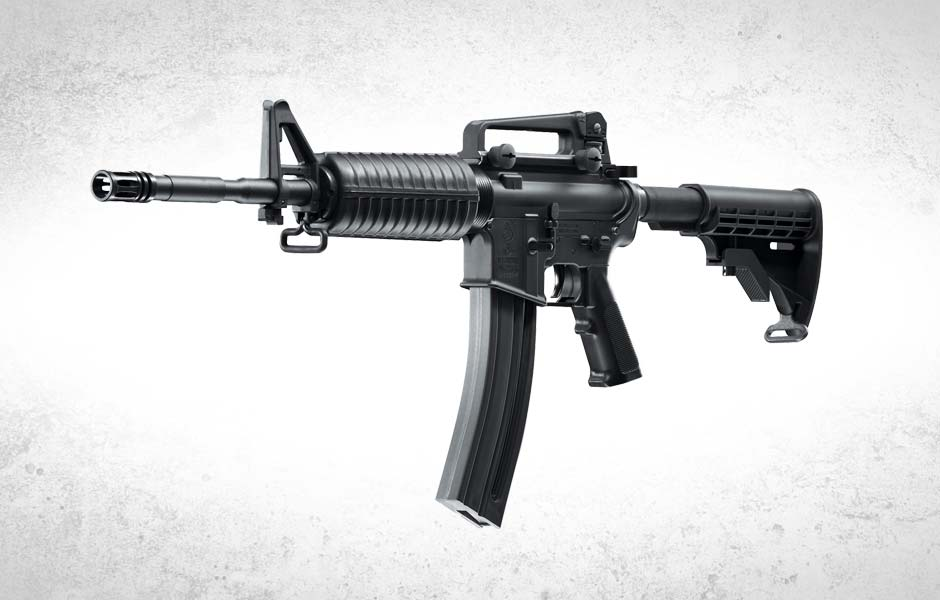 HQ M4 Carbine Wallpapers | File 44.82Kb