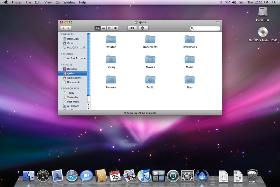 Mac Osx Backgrounds on Wallpapers Vista