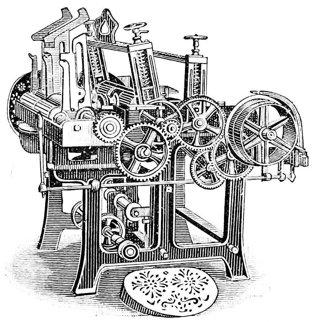 Images of Machine | 1045x1055