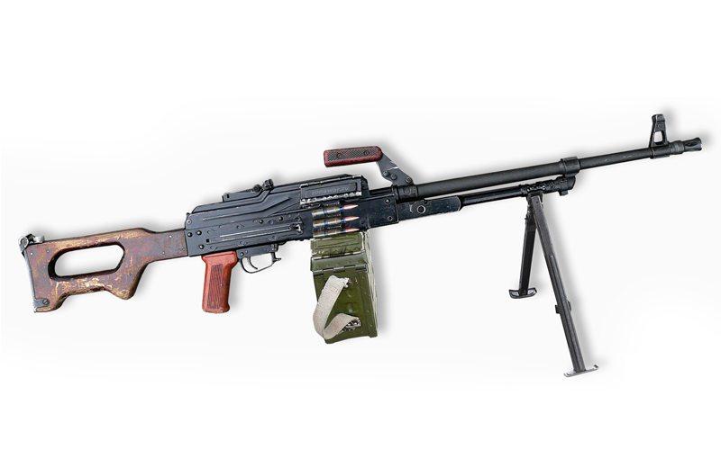 HD Quality Wallpaper | Collection: Weapons, 800x500 Machine Gun