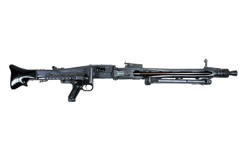 Nice Images Collection: Machine Gun Desktop Wallpapers