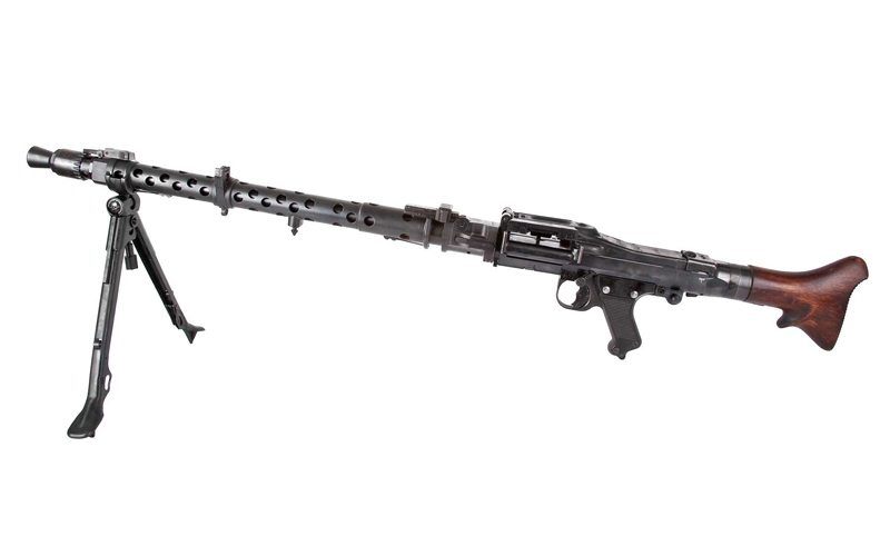 Machine Gun Pics, Weapons Collection