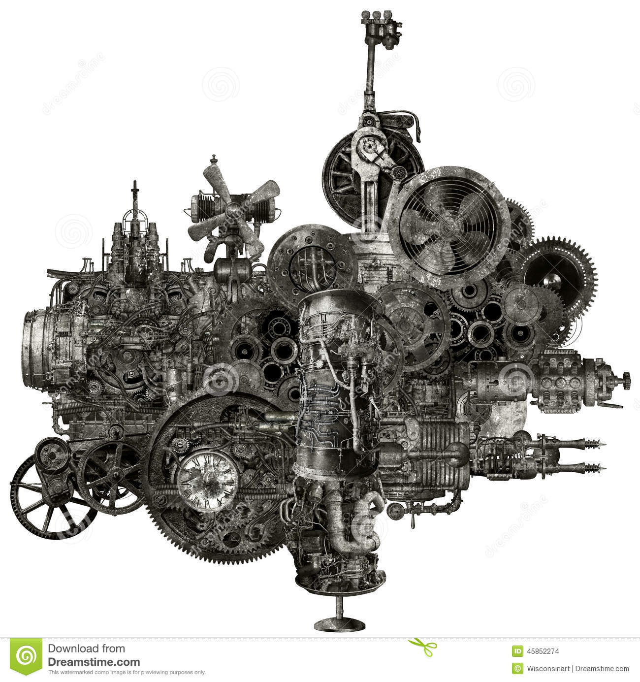 1300x1385 > Machine Wallpapers