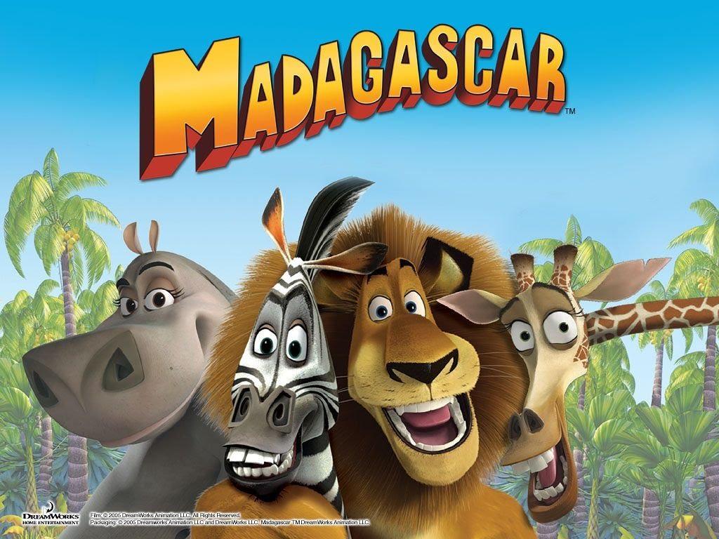 Madagascar Movie 4