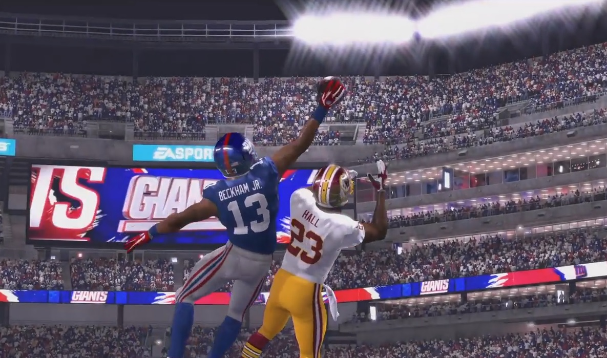 Madden Nfl 16 Wallpapers Video Game Hq Madden Nfl 16