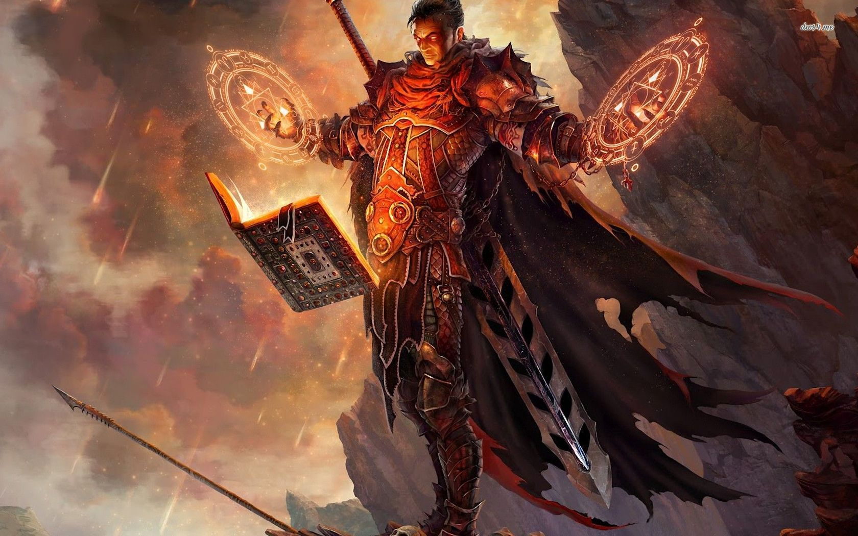 Nice Images Collection: Mage Desktop Wallpapers