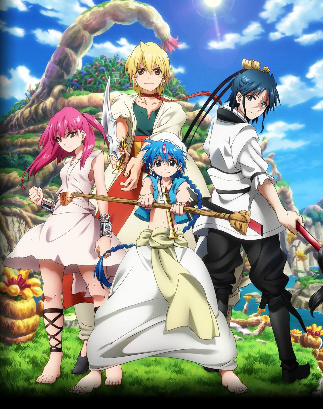 Magi Wallpapers Movie Hq Magi Pictures 4k Wallpapers 2019