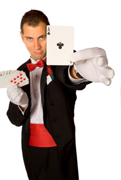 Nice wallpapers Magician 250x372px