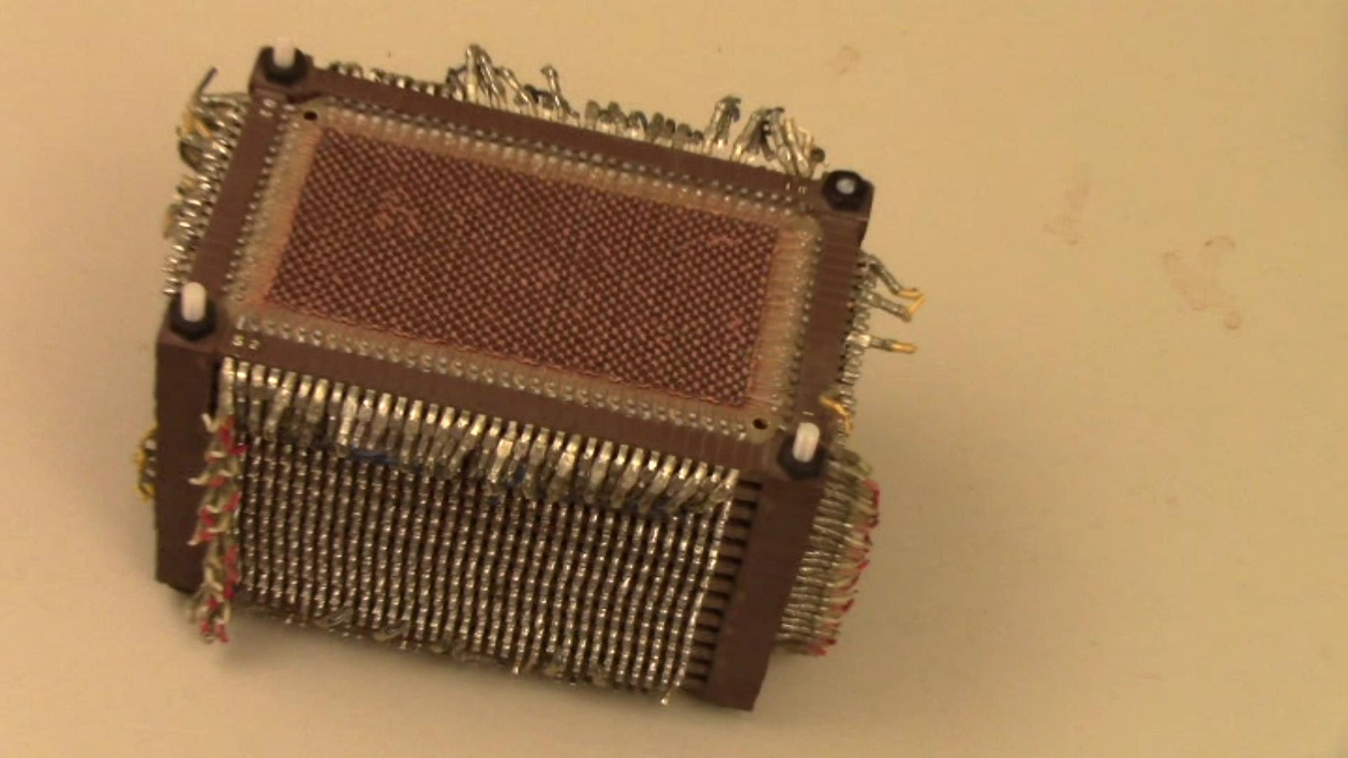 Magnetic-core Memory High Quality Background on Wallpapers Vista